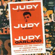 Judy Garland: Judy At Carnegie Hall (SHM-CD), 2 CDs