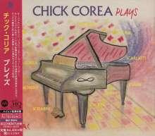 Chick Corea (geb. 1941): Plays (UHQ-CD/MQA-CD), 2 CDs