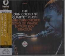 John Coltrane (1926-1967): The John Coltrane Quartet Plays, CD