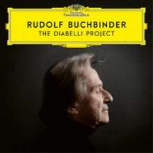Rudolf Buchbinder - The Diabelli Project (Ultimate High Quality CD), 2 CDs