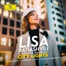 Lisa Batiashvili - City Lights (Ultimate High Quality CD), CD