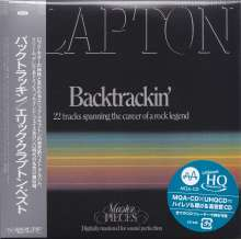 Eric Clapton: Backtrackin'  (UHQ-CD/MQA-CD), 2 CDs
