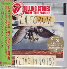 The Rolling Stones: From The Vault: L.A. Forum (Live In 1975) (Bob Clearmountain Mix) (SHM-CD) (Papersleeve), 2 CDs