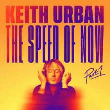 Keith Urban: The Speed Of Now Part 1, CD
