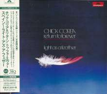 Return To Forever: Light As A Feather (UHQ-CD/MQA-CD), CD