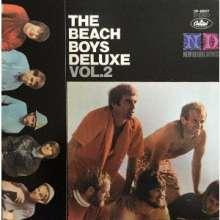 The Beach Boys: The Beach Boys Deluxe Vol. 2 (UHQCD/MQA-CD) (Digisleeve), CD