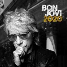 "Bon Jovi: 2020 (Deluxe Edition) (SHM-CD + DVD) (Papersleeve) (7""-Format), 1 CD und 1 DVD"