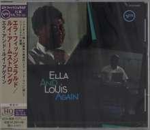 Louis Armstrong & Ella Fitzgerald: Ella & Louis Again (UHQ-CD), CD