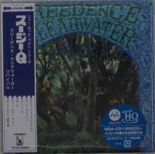 Creedence Clearwater Revival: Creedence Clearwater Revival (UHQ-CD/MQA-CD) (Papersleeve), CD