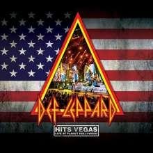 Def Leppard: Hits Vegas: Live At Planet Hollywood (SHM-CDs), 2 CDs und 1 Blu-ray Disc