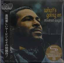 Marvin Gaye: What's Going On (Deluxe Edition) (SHM-CD) (Triplesleeve), 2 CDs