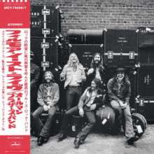 The Allman Brothers Band: At Fillmore East (Deluxe Edition) (SHM-CD) (Digisleeve), 2 CDs