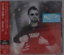Ringo Starr: Zoom In (SHM-CD), CD