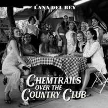 Lana Del Rey: Chemtrails Over The Country Club, CD