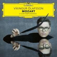 Vikingur Olafsson - Mozart & Contemporaries (Ultimate High Quality CD), CD
