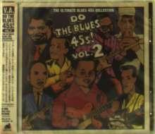Do The Blues 45s! Vol. 2, CD