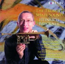 Heinrich Bruckner - The Trumpet Shall Sound, CD
