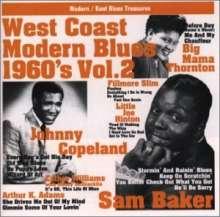 West Coast Modern Blues 1960': Vol. 2-West Coast Modern Blues, CD