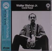 Walter Bishop Jr. (1927-1998): Coral Keys, LP