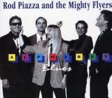 Rod Piazza: Alphabet Blues, CD