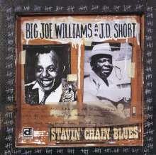 Williams, Big Joe & Short, J.D.: Stavin' Chain Blues, CD