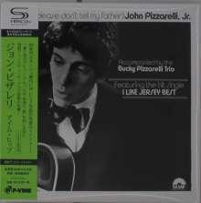 John Pizzarelli (geb. 1960): I'm Hip (Please Don't Tell My Father) (SHM-CD) (Digisleeve), CD