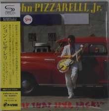 John Pizzarelli (geb. 1960): Hit That Jive, Jack! (SHM-CD) (Digisleeve), CD