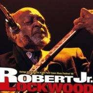Robert Lockwood Jr.: Swings In Tokyo 1995, CD