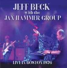 Jeff Beck & Jan Hammer Group: Live In Boston 1976, 2 CDs