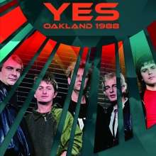 Yes: Oakland 1988, 2 CDs