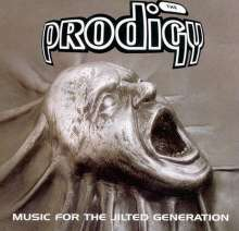 The Prodigy: Music For The Jilted Generation, LP