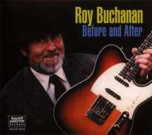 Roy Buchanan: Before And After, CD