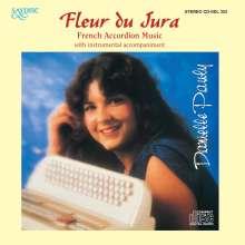 Danielle Pauly - Fleur du Jura (französische Akkordeonmusik), CD