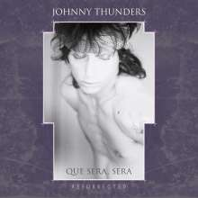 Johnny Thunders: Que Sera, Sera (Resurrected) (Limited Edition) (Purple & White Vinyl), 2 LPs