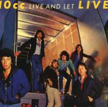 10CC: Live And Let Live (Expanded & Remastered), CD