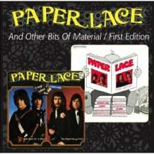 Paper Lace: And Other Bits Of Material, 2 CDs