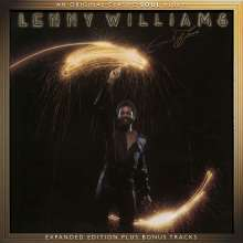 Lenny Williams: Spark Of Love (Expanded Edition), CD