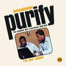 James & Bobby Purify: I'm Your Puppet: The Complete Bell Recordings, 2 CDs
