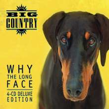 Big Country: Why The Long Face (Deluxe-Edition), 4 CDs