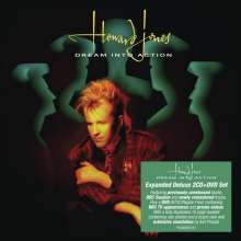 Howard Jones (New Wave): Dream Into Action (Expanded Deluxe Edition), 2 CDs und 1 DVD