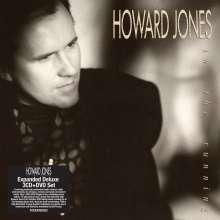 Howard Jones (New Wave): In The Running (Deluxe Edition), 3 CDs und 1 DVD