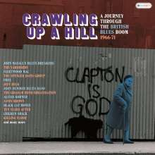 Crawling Up A Hill: A Journey Through The British Blues Boom, 3 CDs