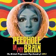 Peephole In My Brain: The British Progressive Pop Sounds Of 1971, 3 CDs