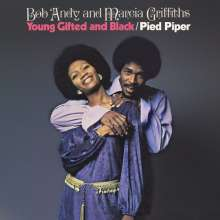Bob Andy & Marcia Griffiths: Young Gifted And Black / Pied Piper, CD