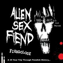 Alien Sex Fiend: Fiendology, 3 CDs