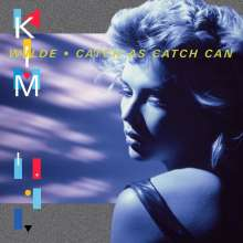Kim Wilde: Catch As Catch Can (Expanded Edition), 2 CDs und 1 DVD