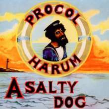 Procol Harum: A Salty Dog - Deluxe Edition, 2 CDs