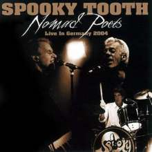 Spooky Tooth: Nomad Poets: Live In Germany 2004, 1 CD und 1 DVD