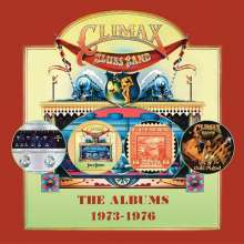 Climax Blues Band (ex-Climax Chicago Blues Band): The Albums 1973 - 1976, 4 CDs
