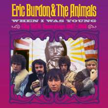 Eric Burdon & The Animals: When I Was Young: The MGM Recordings 1967 - 1968 (Remastered & Expanded), 5 CDs